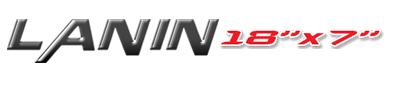 Logotipo Lanin 18×7