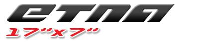 Logotipo Etna 17×7