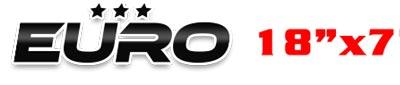 Logotipo Euro 18×7