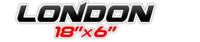 Logotipo London 18×6