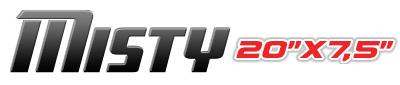 Logotipo Misty 20×7,5