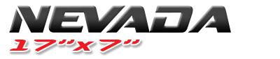 Logotipo Nevada 17×7