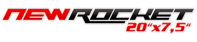 Logotipo NEW Rocket 20×7,5