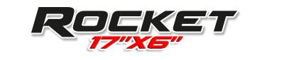 Logotipo Rocket 17×6