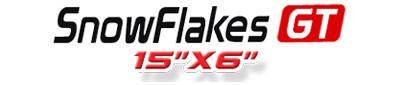 Logotipo SnowFlakes GT 15×6