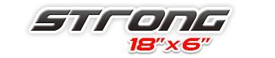 Logotipo Strong  18×6