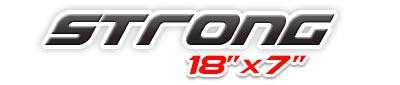 Logotipo Strong  18×7