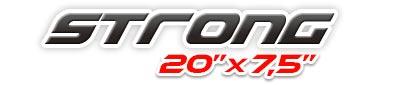 Logotipo Strong  20×7,5