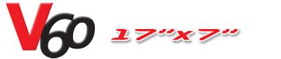 Logotipo V60 17×7