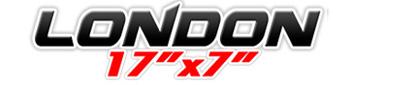 Logotipo London 17×7