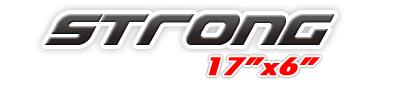 Logotipo Strong  17×6