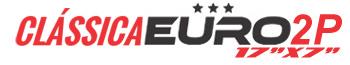 Logotipo Clássica Euro 2P 17″x7″